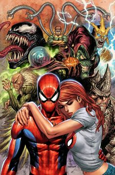 Spider and Family.....