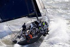 """Round Britain and Ireland Race: """"Varuna"""" ganador absoluto en IRC"""
