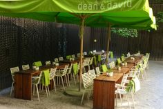 Dean & David - Organic Fast Food #Munich