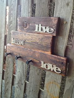RESERVED FOR HEATHER Rustic pallet wood wall by RusticGateHome