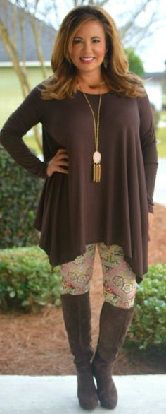 Perfectly Priscilla Boutique - Remember When Top - Brown, $28.00 (http://www.perfectlypriscilla.com/remember-when-top-brown/)