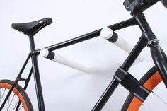 Kopenhagen  Haken aus Holz Fahrrad / bike-Lagerung / Wand
