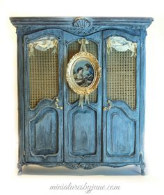 SOLD OUT-Provincial Armoire