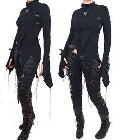 Post- Apocalyptic Fashion LOVE