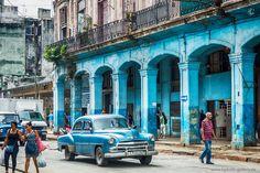 Oldtimer, Havanna, Cuba Alle Kuba-Bilder gibt es als Fotodruck, Leinwand und Acrylbild zu kaufen. www.hpkolb-gallery.de