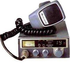 CB Radio-  breaker breaker one nine