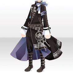 鳥籠の歌姫|@games -アットゲームズ- Anime Outfits, Boy Outfits, Cute Outfits, Dress Drawing, Drawing Clothes, Fashion Design Drawings, Character Outfits, Character Design Inspiration, Anime Style