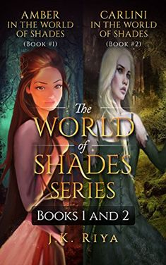 The World of Shades Series - http://www.justkindlebooks.com/world-shades-series/