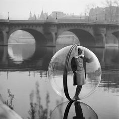 Bubble Series By Melvin Sokolsky