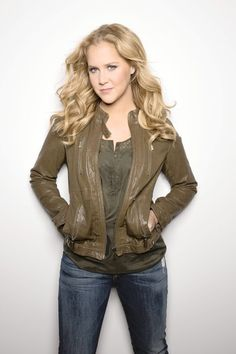 Amy Schumer at The Egg 2013  She's funny but nothing but nasty jokes so be prepared lol