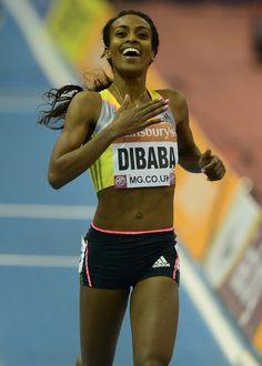 Genzebe Dibaba Photos - IAAF World Indoor Championships: Previews - Zimbio