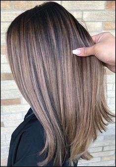 Best Balayage Ombre Hair Color Ideas for 2017-2018 | | Einfache Frisuren