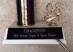 3 different ways to repurpose old trophies