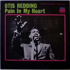 OTIS REDDING / PAIN IN MY HEART / R&B / SOUL / WARNER PIONEER JAPAN