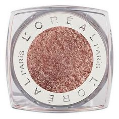 L'Oreal Infallible Eyeshadow - SERIOUSLY one of the best shadows I've ever used.