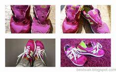 Jak odratować wyblakłe zamszowe buty. Więcej na blogu po kliknięciu w zdjęcie :)
