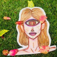 Mujer Cíclope q ve la realidad Princess Zelda, Fictional Characters, Instagram, Art, Illustrations, Women, Art Background, Kunst, Performing Arts