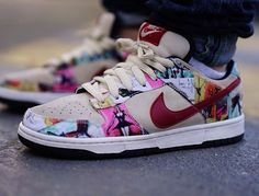 Nike Dunk Low SB Paris (2003) jusb13