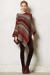 Anthropologie - my kind of shawl