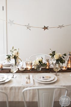 5 Festive Christmas Table Setting Ideas l Simple Yet Effective ...