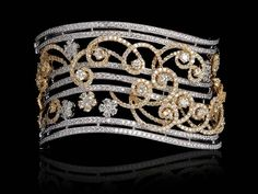 Bracelets – Page 8 – Modern Jewelry Diamond Bracelets, Diamond Jewelry, Bangle Bracelets, Lotus Jewelry, Gold Jewelry, Simple Bracelets, Best Diamond, Bracelet Designs, Jewellery Designs