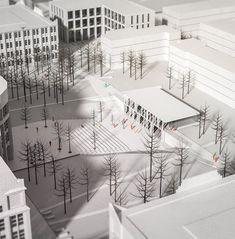 Urban Design project_&_visualization on Behance