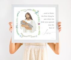 Hand drawn printables for all moments of life. by DillyDesignsArt Funeral Gifts, Lds Funeral, Angel Artwork, Jesus Artwork, Sympathy Gifts, Condolence Gift, Stillborn, Jesus Face, Child Loss