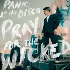 At the Disco Song Lyrics High Hopes - Panic! At the Disco video Panic! At the Disco Lyrics Panic! At the Disco Song Panic! At The Disco, Disco Cd, Brendon Urie, Green Day, Emo Bands, Music Bands, My Chemical Romance, Indie, Warner Music Group