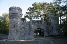 Chattanooga TN Attractions | Point Park in Chattanooga | Chattanooga, Tennessee