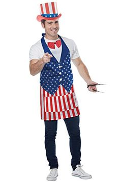 STATUE OF LIBERTY HALF FACE MASK USA 4th July American Fancy Dress Party Mask
