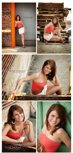senior pic pose ideas | Senior Picture Poses & Ideas! / Senior Girl
