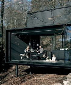 Container House - maison en kit Vipp Shelter - Who Else Wants Simple Step-By-Step Plans To Design And Build A Container Home From Scratch? Villa Design, Design Hotel, Design Design, Modern Design, Decor Interior Design, Interior Design Living Room, Room Interior, Interior Modern, Kitchen Interior