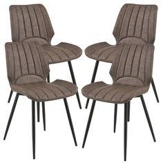 Táto elegantná [en.casa] Jedálenská stolička AACM-9033 bola navrhnutá v modernom štýle a vyznačuje sa skvelým, kvalitným spracovaním, čistým, moderným dizajnom, ktorý skvele zapadne aj do vašej domácnosti. Svoje miesto si nájde v kuchyni, jedálni, obývačke alebo aj v pracovni. Svojím štýlovým vzhľadom je vhodnou voľbou pre kaviarne, cukrárne a reštaurácie.