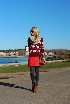 :: sheep sweater love :: #bahhh