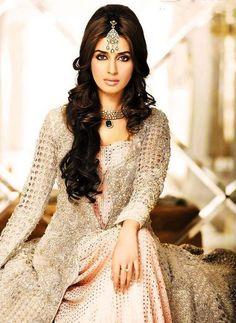 #desi #lehnga #wedding #shadi #dulhan #indian #pakistani #culture #white