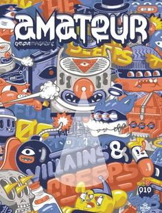online_Amateur Magazine Anniversary issue of Amateur Magazine. An independent, artist driven print publication with. The Crow, Fullmetal Alchemist, Beni Bischof, Craig And Karl, Trending Art, Chimera, Creative People, Illustration, Artist