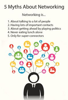 5 myths about networking
