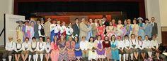 "Springdale High School presents ""The Music Man."""