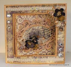 Riddersholm Design: LEVER CARD