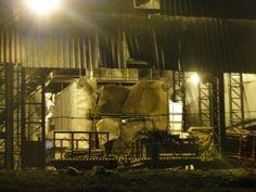 Explosão de caldeira em fábrica de alimentos mata um e deixa 2 feridos