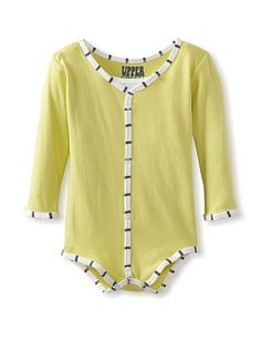 54% OFF Baby Back To Nursery Faux Cardigan Bodysuit