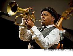 Esther Cidoncha - Jazz Photographer - Fotografías de Jazz: Roy Hargrove