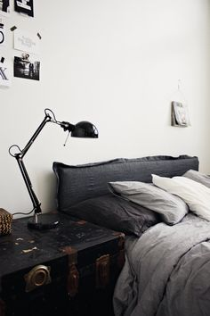 Bedroom – Interior Design Ideas, Home Design, Furniture Design, Decoration Home Bedroom, Bedroom Decor, Fancy Bedroom, Casual Bedroom, Bedroom Chest, Bedroom Black, Design Bedroom, Modern Bedroom, Bedroom Ideas