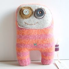 A Monster called Camilla by monda on Etsy, $29.00