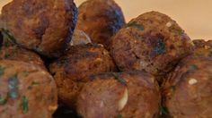 ... - Middle Eastern on Pinterest | Falafels, Turkey Burgers and Middle