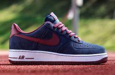 Nike Air Force 1 Low Midnight Navy/Deep Garnet