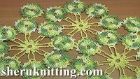 Crochet Small Motif Tutorial 3