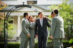 Weddings at Gratz Park in Lexington KY.