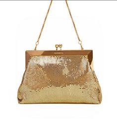 6cb6c2ac502 I have recently become obsessed with vintage Glomesh handbags... Every  other bag I