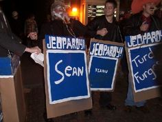 snl jeopary | SNL Celebrity Jeopardy Costumes | Costume Pop